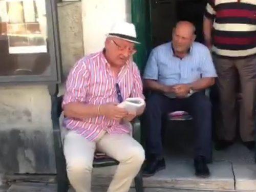 Leggendo i suoi versi. Così il sindaco di Alberona ricorda Vincenzo D'Alterio a 20 anni dalla morte