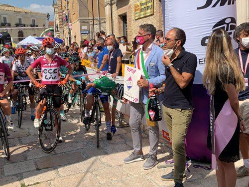 Giro Rosa sui Monti Dauni. Domani tappa finale a Motta Montecorvino