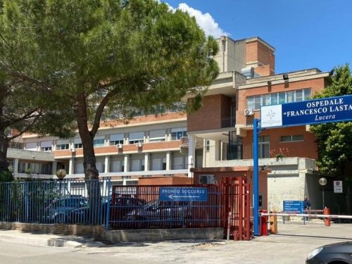 La Asl Foggia motiva la chiusura momentanea dell'Unità Raccolta sangue dell'ospedale di Lucera