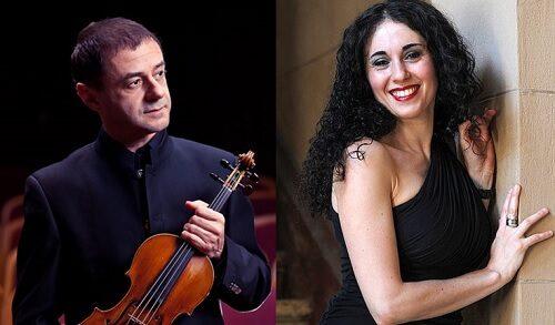 """Il duo De Palma- Fratta ospite dell'iraniano """"Fajr International Music Festival"""""""