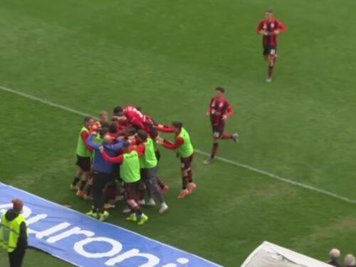 Foggia calcio. La gara col Palermo in diretta tv