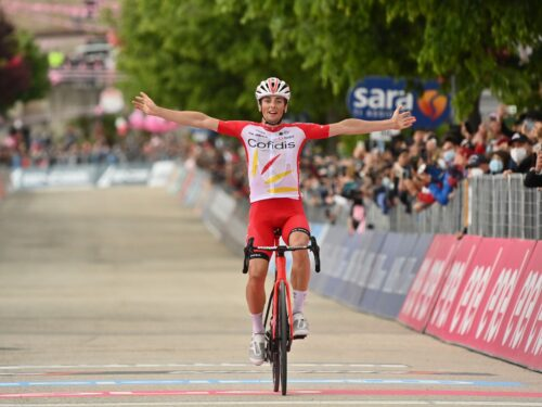 Partenza da Foggia del Giro d'Italia: segnale di rinascita