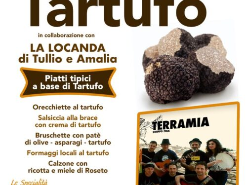 Sagra del Tartufo a Roseto Valfortore